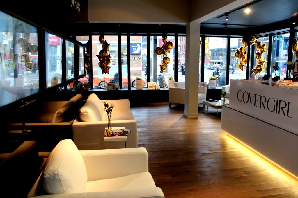 pantene hair lounge
