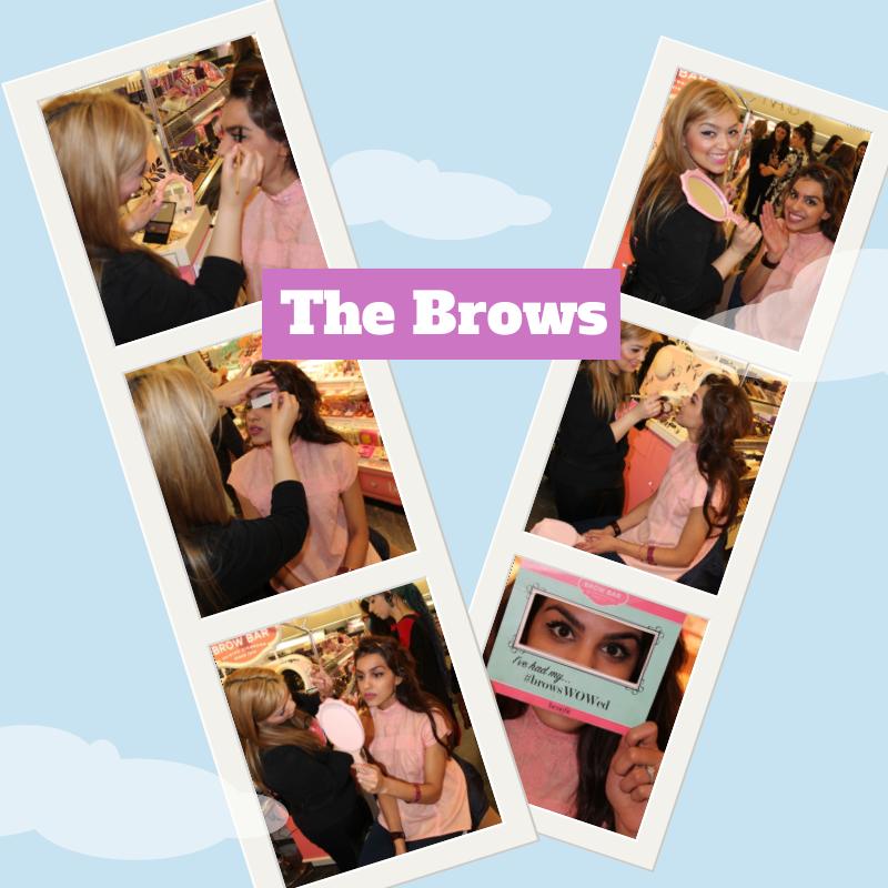 benefit brow bar steps