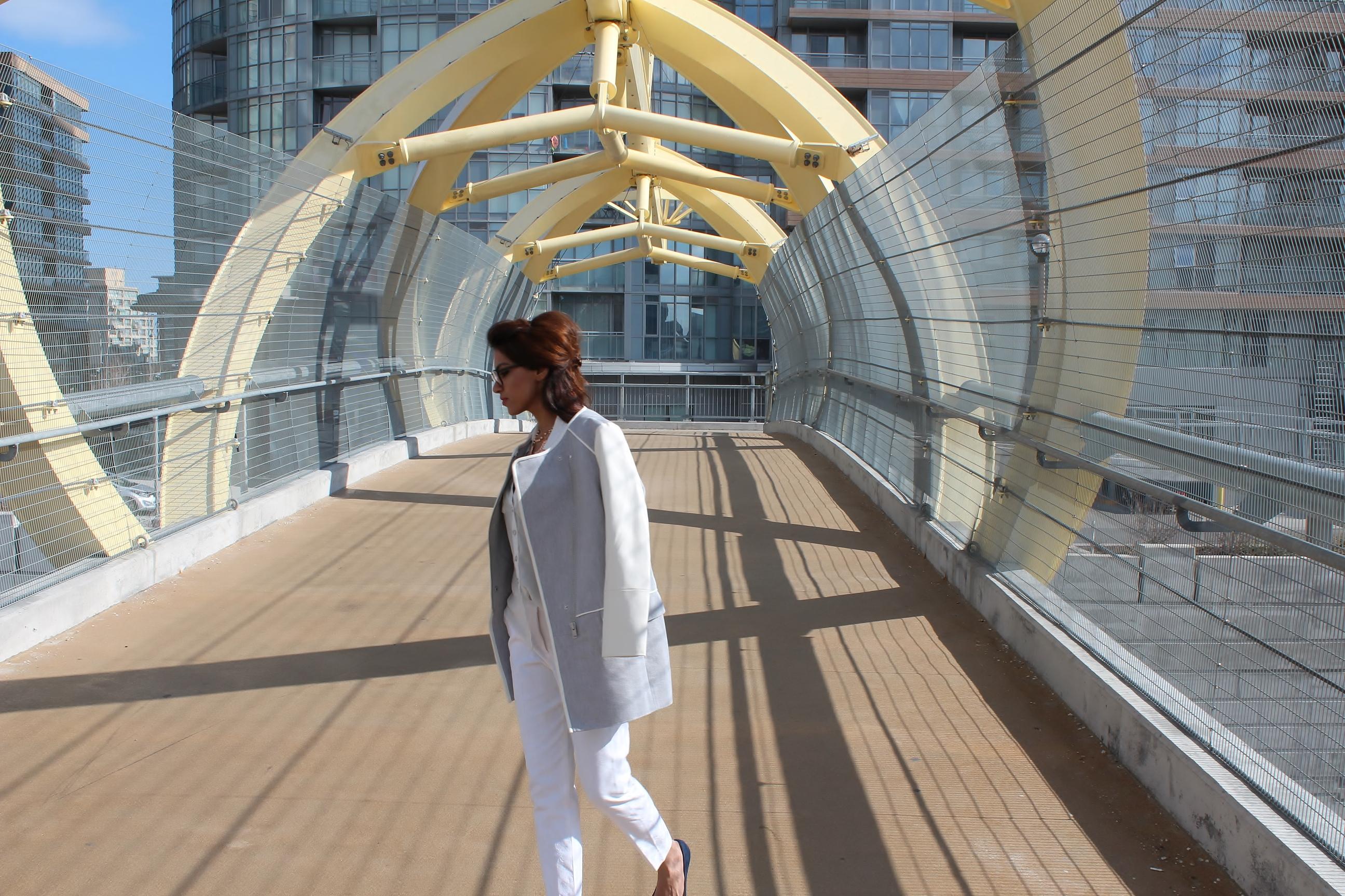 puente de luz ootd
