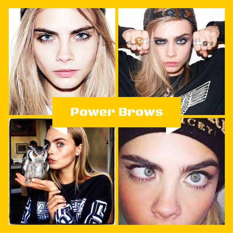 Power Eyebrows brows