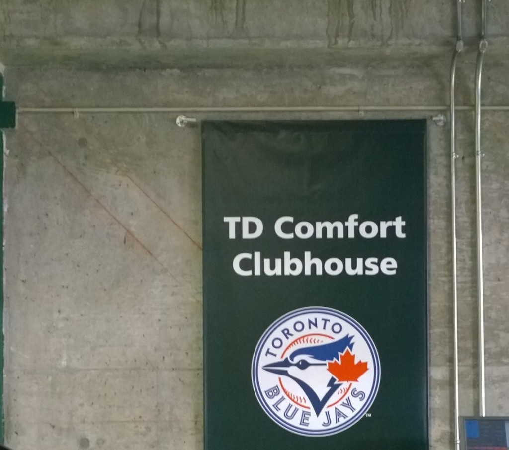 TD COMFORT CLUBHOUSE