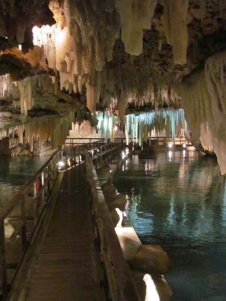 bermuda crystal caves