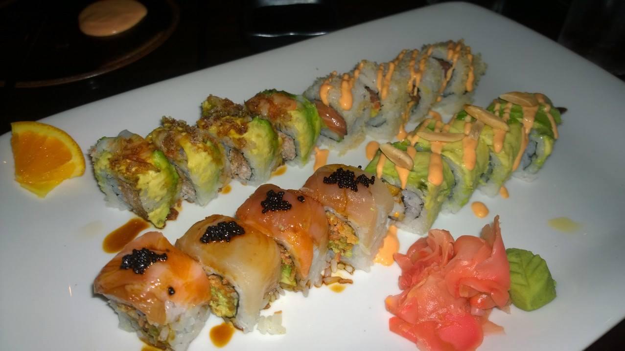 pearl sushi bermuda