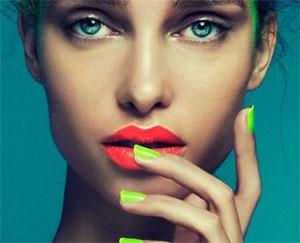 bright makeup monday