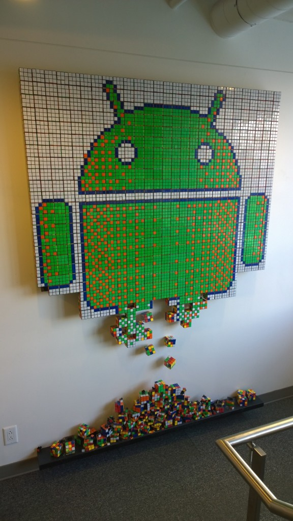 google toronto HQ