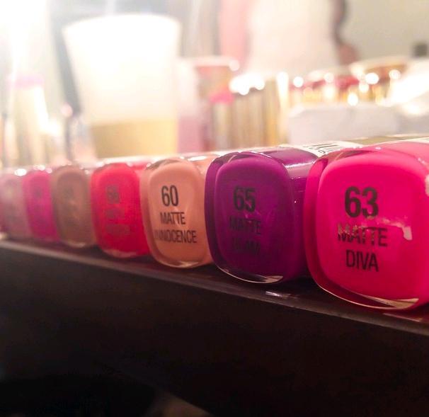 milani matte lipsticks