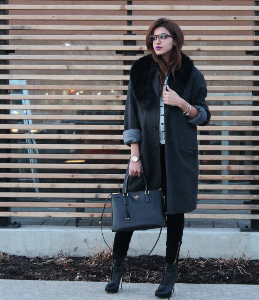 Toronto street style blogger
