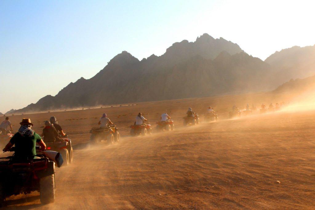 ATV in Sharm El Sheikh