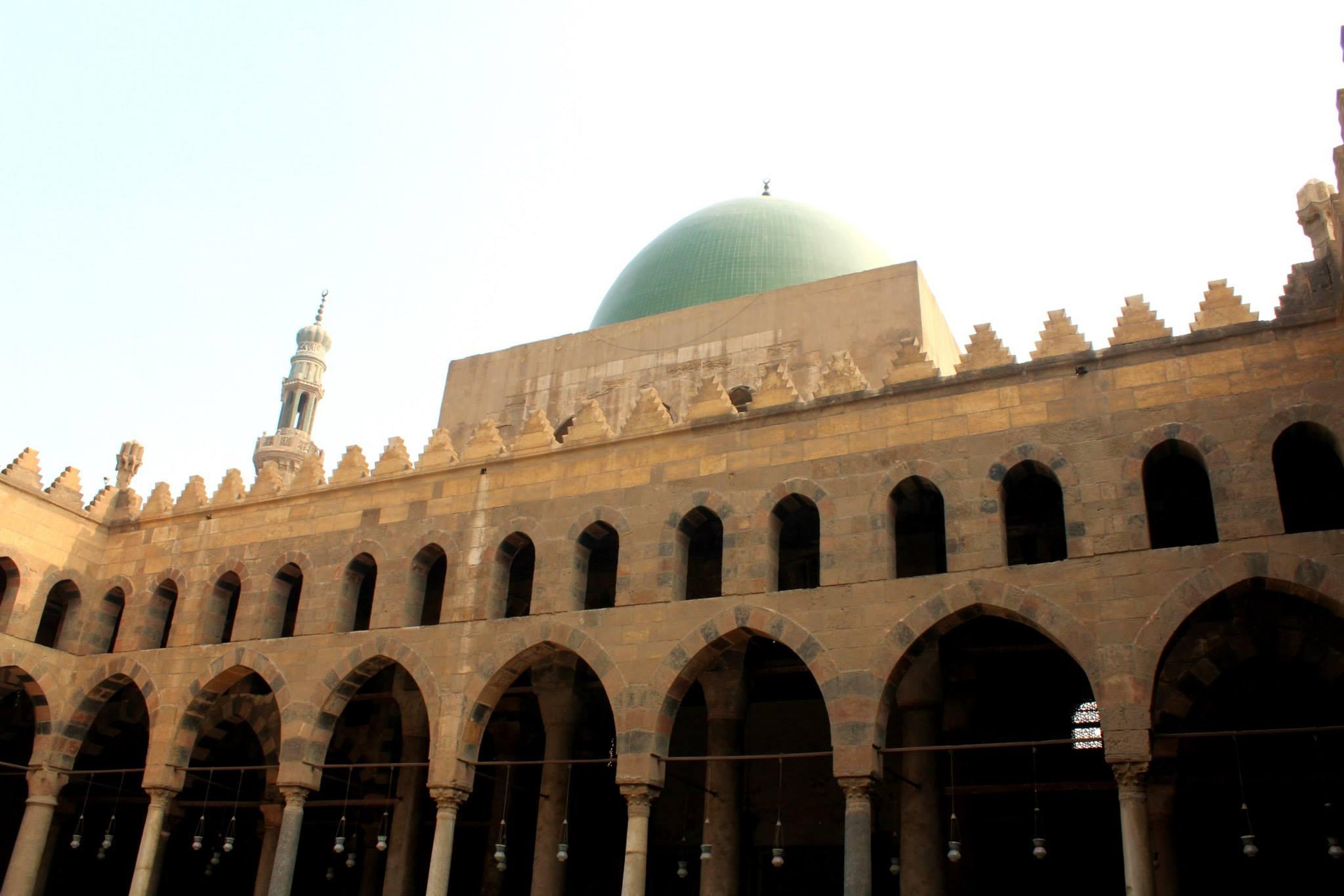 Al-Nasir Muhammad Mosque egypt