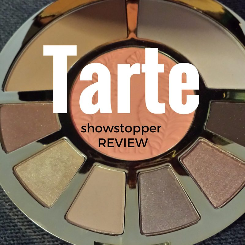 Tarte cosmetics review