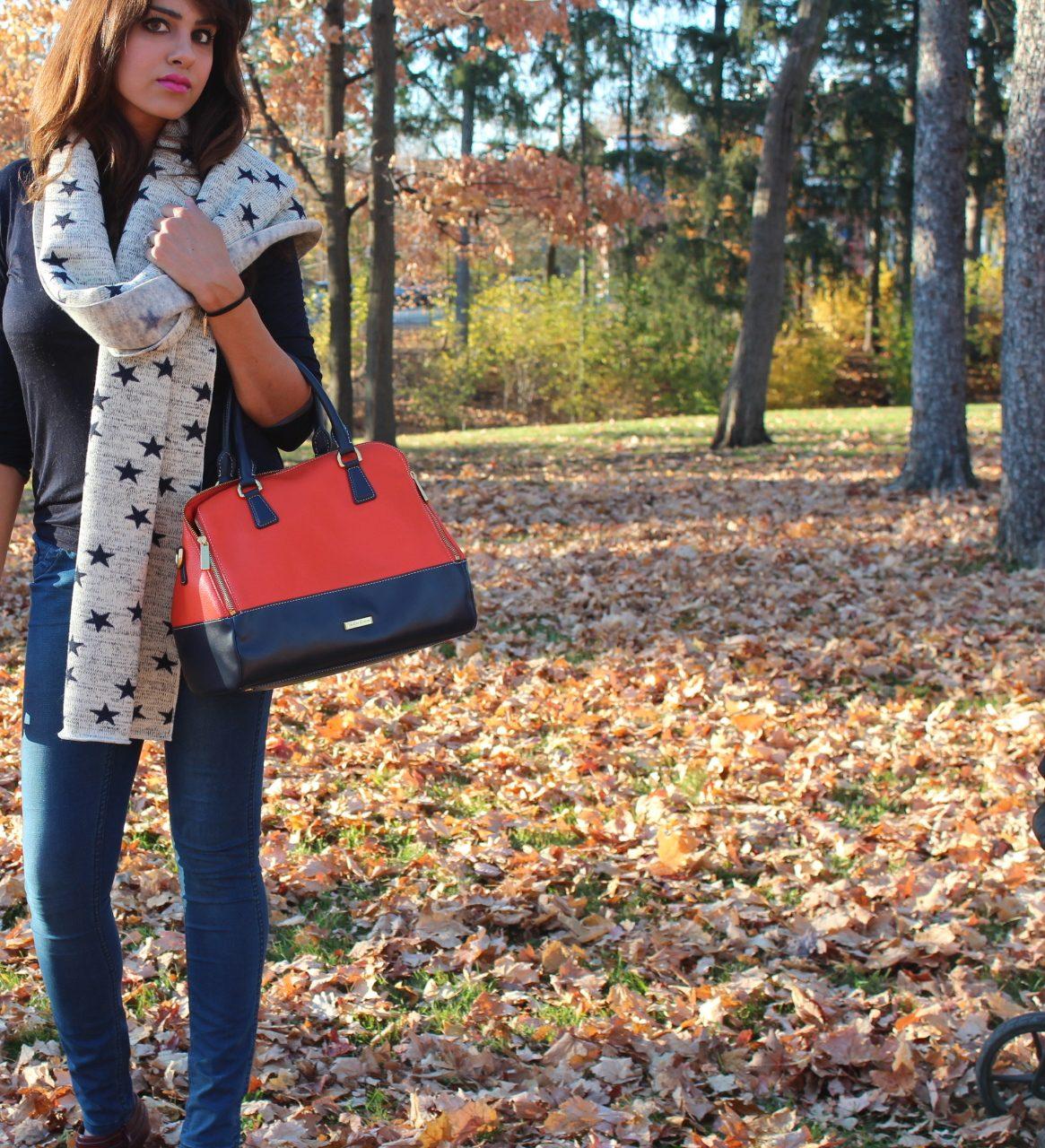 fall fashion toronto blogger