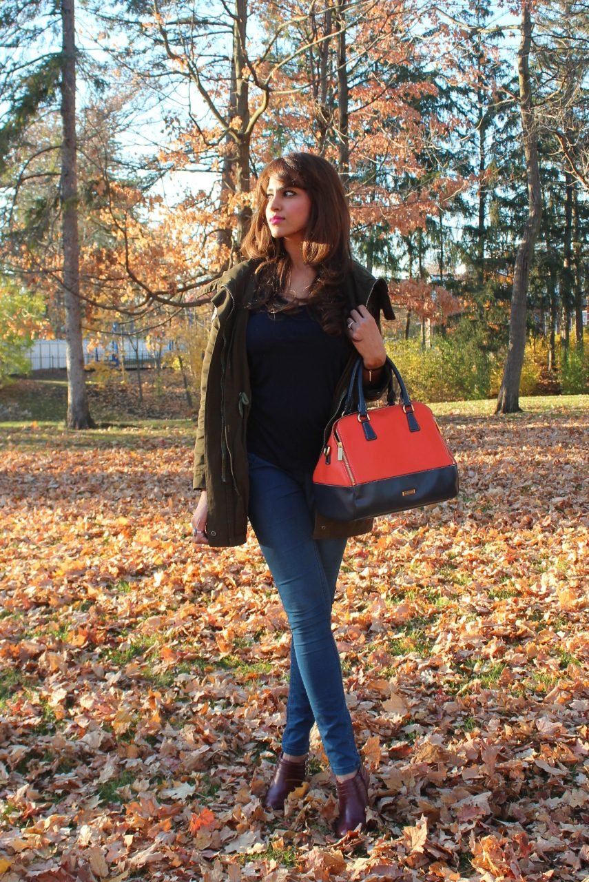 fall style toronto blogger