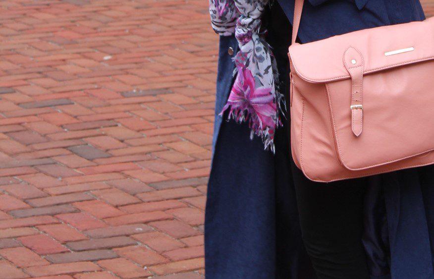 pink purse spring 2017