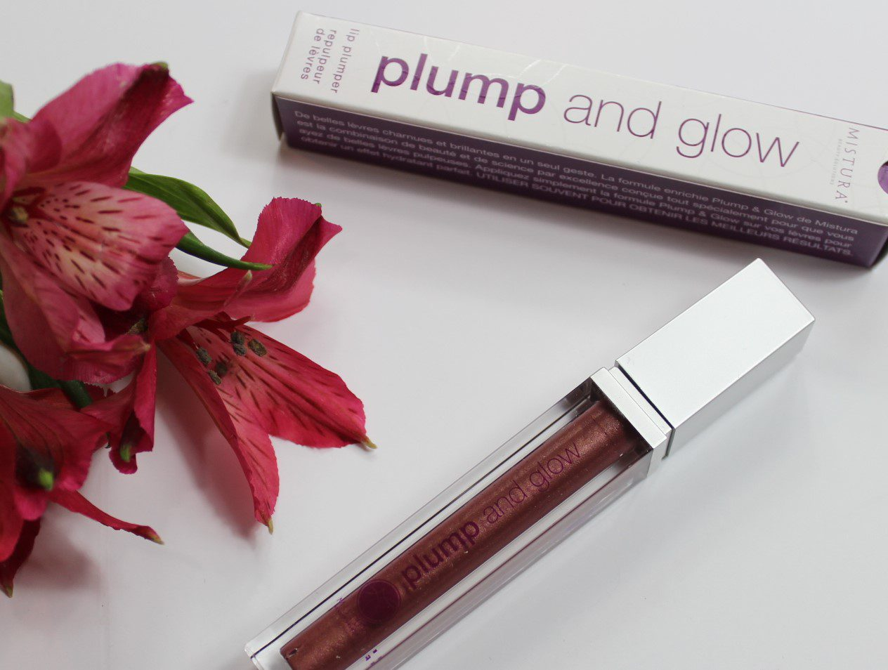 plump and glow