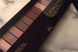 loreal la palette review