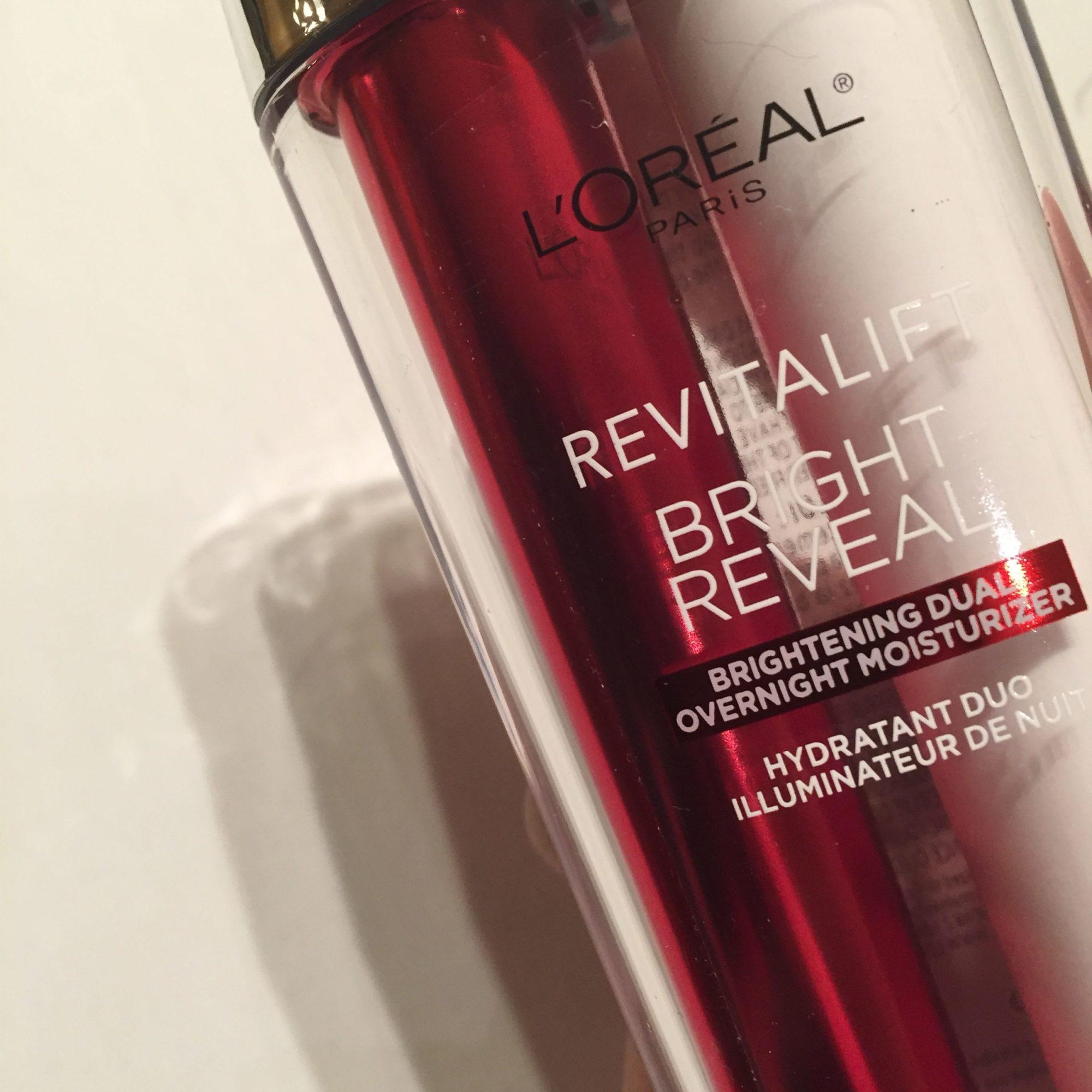 dual moisturizer bright reveal