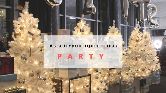beauty boutique holiday