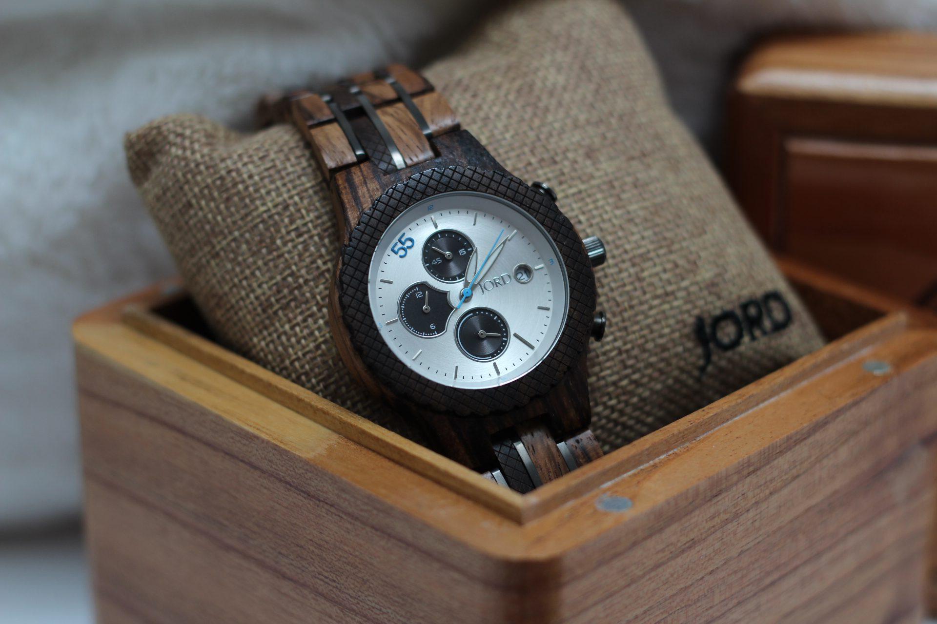 JORD luxury wood watch