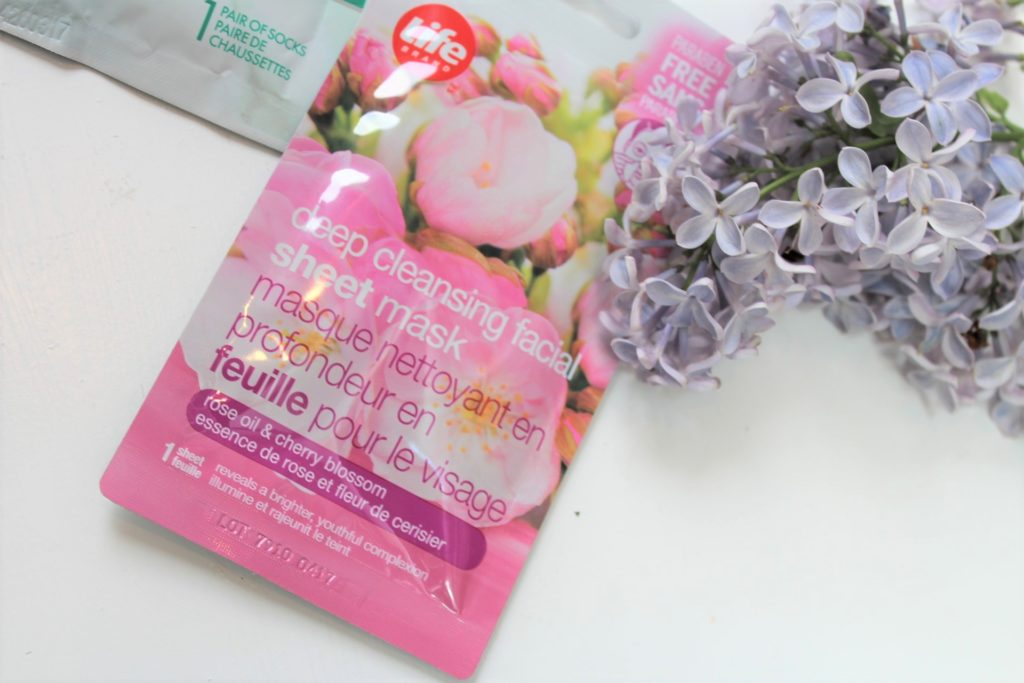 life brand face mask