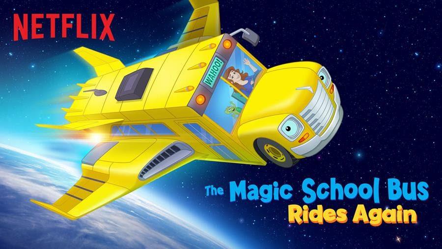 netflix magic school bus