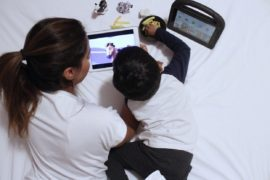 Watch Netflix with Your Toddler